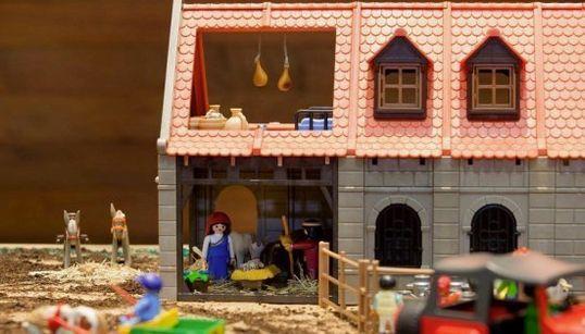 Nunca la granja de Playmobil había tenido tanto
