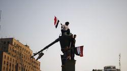 Nuevo presidente egipcio... ¡tras dos días en el