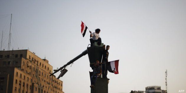 Adly Mansour, jefe del Tribunal Constitucional, nuevo presidente interino de