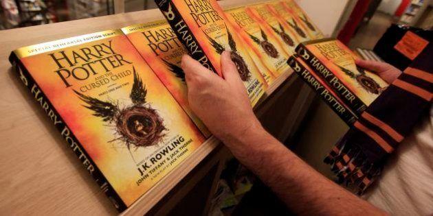 'Harry Potter y el legado maldito': primera página del nuevo