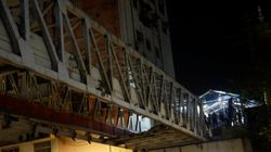 Foot Overbridge, Which Collapsed In Mumbai, To Be Dismantled By
