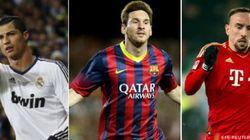 Estos son los nominados a Mejor Jugador Europeo de la UEFA