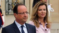 La primera dama francesa, hospitalizada tras el escándalo amoroso de