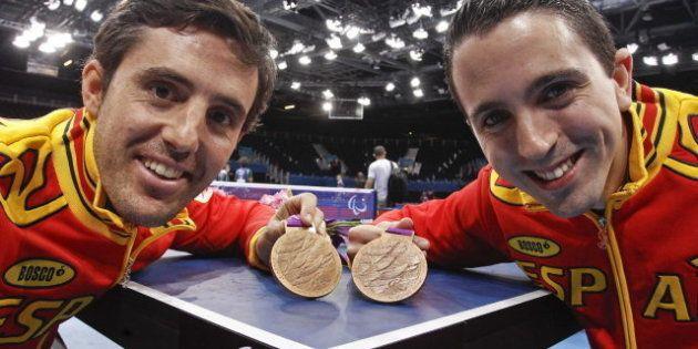 Juegos Paralímpicos 2012: España consigue 42 medallas, 16 menos que en Pekín