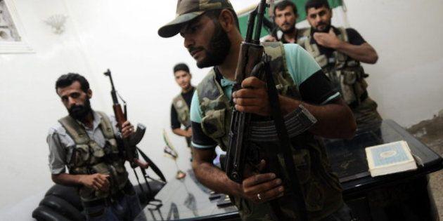 El régimen sirio lanza una gran ofensiva para recuperar la ciudad de