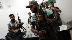 El régimen sirio lanza una gran ofensiva para recuperar