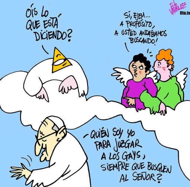 El papa Pancho y los