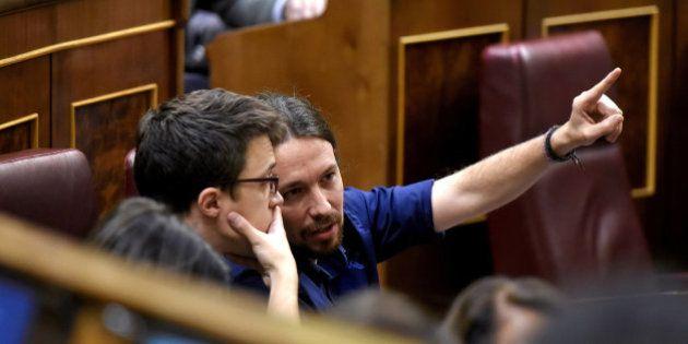 El 37% de los inscritos de Podemos participa en la consulta sobre el pacto
