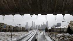 El temporal 'Pax' congela Estados