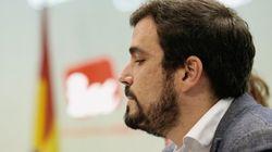 Garzón espera cerrar este lunes el acuerdo electoral de IU con