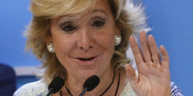 Esperanza Aguirre sobre Eurovegas:
