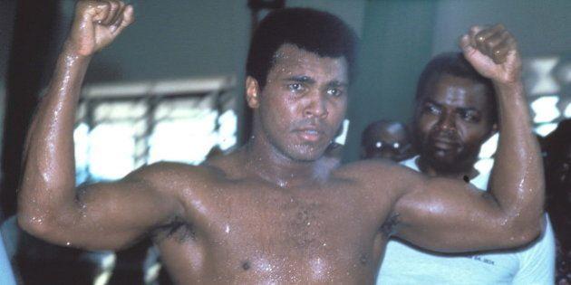 Muere Mohamed Alí, leyenda del boxeo tras más de 30 años de lucha contra el