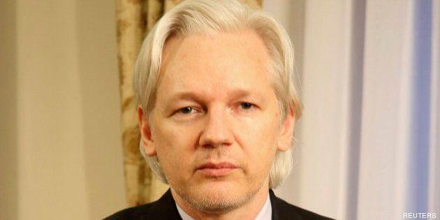 Assange espera conseguir un escaño en el Senado de