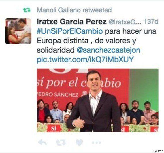 Así defendían a Pedro Sánchez los que hoy le quieren