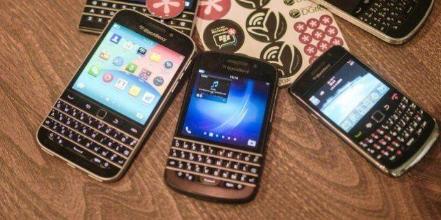 Blackberry anuncia que dejará de fabricar teléfonos móviles tras presentar pérdidas de 330