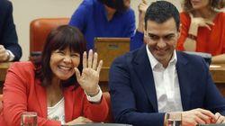 Sánchez, a Colau: