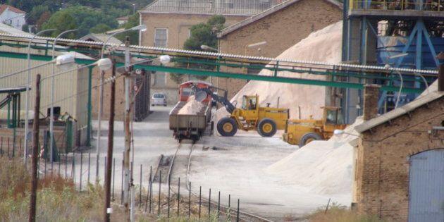 Dos mineros fallecen al derrumbarse el techo de una mina en Súria,