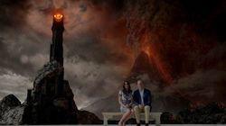 Los 'memes' más divertidos de la foto de Guillermo y Catalina en el Taj