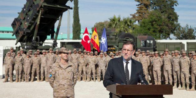 Rajoy apela a una respuesta global ante el horror global del