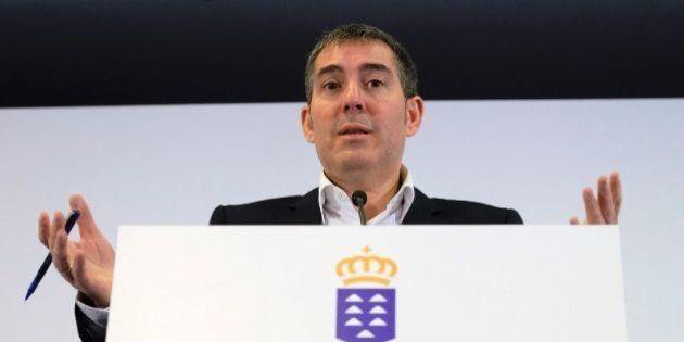 El PSOE da por roto el pacto de gobierno en Canarias porque Coalición Canaria