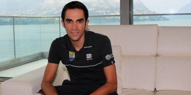 Alberto Contador correrá la Vuelta Ciclista a España pese a su