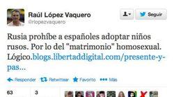 Esto es lo que ha tuiteado el alcalde de Coslada sobre la