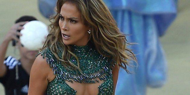 La actuación de Jennifer Lopez en Brasil (VÍDEO,