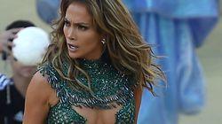 Así fue la actuación de Jennifer Lopez en