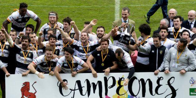 El SilverStorm El Salvador se lleva la Copa del Rey de Rugby con más expectación de la