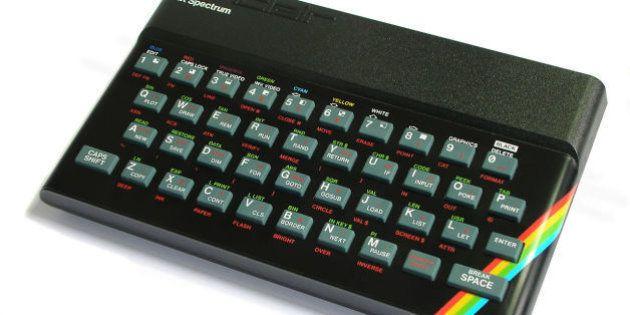 Vuelve ZX Spectrum, una joya para los nostálgicos de la tecnología y los