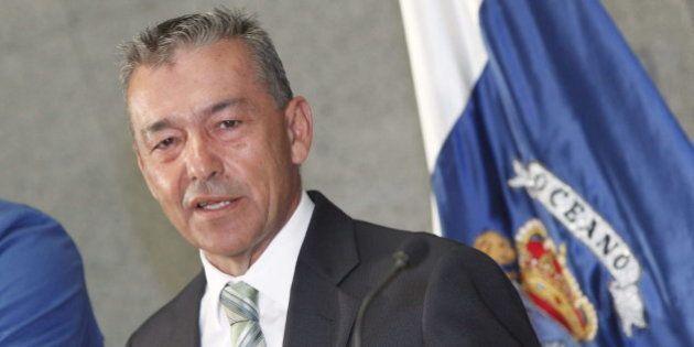 Paulino Rivero amenaza con romper las relaciones institucionales entre Canarias y el