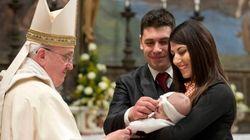 El papa Francisco se refiere al aborto como la cultura