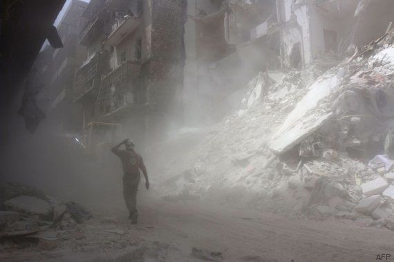 El ISIS, cercado en su bastión de