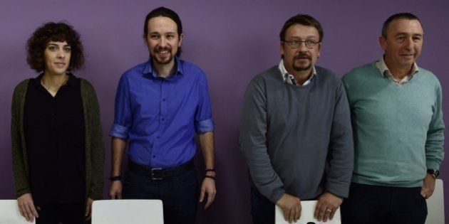 Podemos condiciona sus acuerdos con el PSOE a tener cuatro grupos
