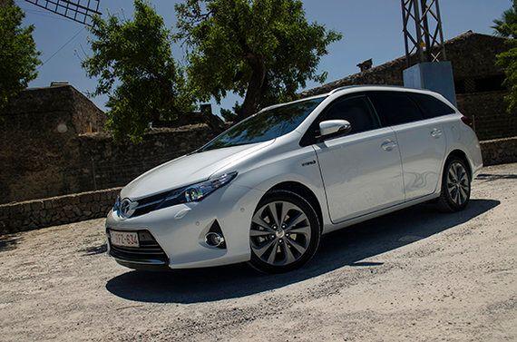 Contacto: Toyota Auris Touring