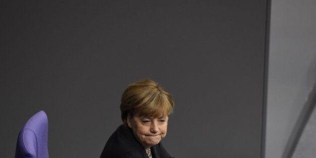 Merkel quiere ahora una 'reducción drástica' del número de refugiados que llegan a