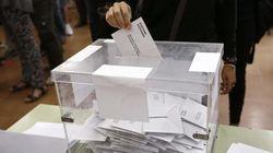 Unidos Podemos aventajaría en cinco puntos a PSOE el