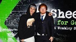 Justin Bieber y Ed Sheeran: el dueto del