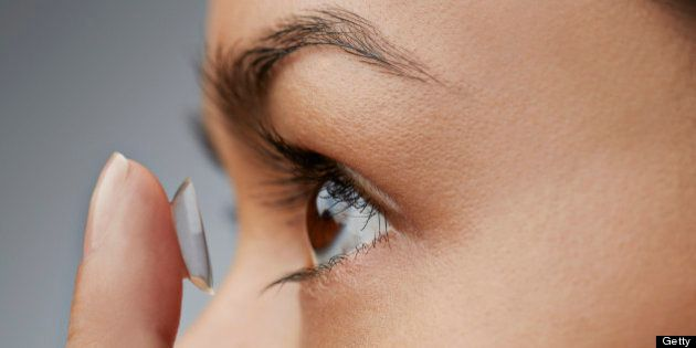 Lentillas de aumento: investigadores desarrollan lentes de contacto con zoom