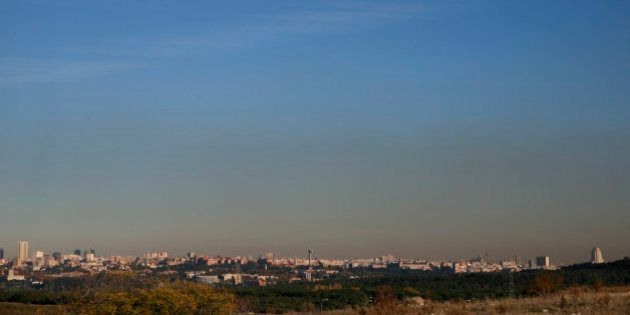 Madrid mantiene las recomendaciones contra la polución pero no prevé restricciones para este