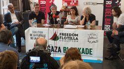 La Flotilla a Gaza pierde una tripulante: la monja