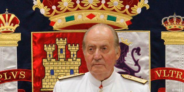 El rey no tiene cuentas en el extranjero y liquidó en 1995 las de la herencia de su
