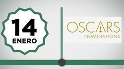 Nominados Oscar 2016: 'El Renacido' lidera con 12