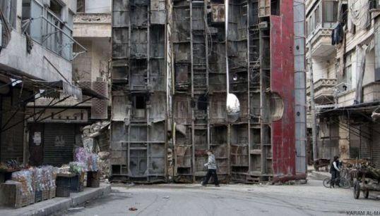 Así es la vida en Alepo, la ciudad donde desaparecieron los tres periodistas