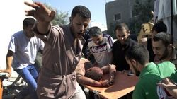Un dato dramático: 88 palestinos muertos por los bombardeos de