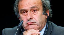 Michel Platini dimitirá a pesar de la reducción de su