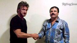 México investiga a los actores Sean Penn y Kate del Castillo por sus reuniones con 'El