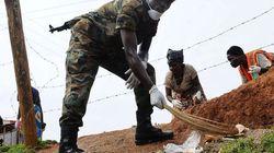 14 muertos por el ébola en