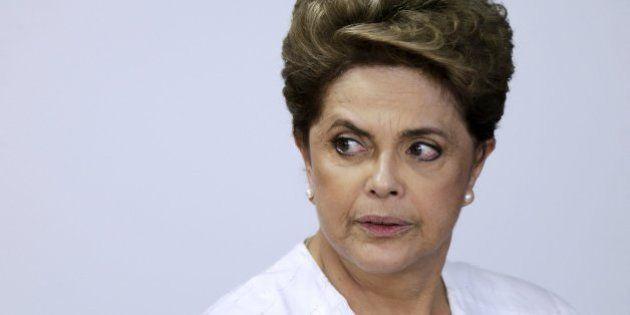 Rousseff, a un paso de un juicio que le puede costar el