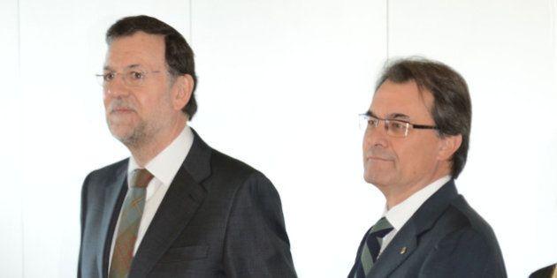 Rajoy no actuará en Cataluña hasta ver si se convoca la consulta